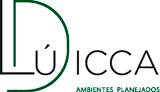 Lúdicca Ambientes Planejados Logotipo
